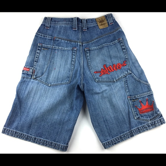 505c6b817b JNCO Shorts | Vintage Jeans Embroidered Mens Jean | Poshmark